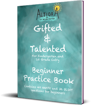 Gifted & Talented Beginner Practice Book