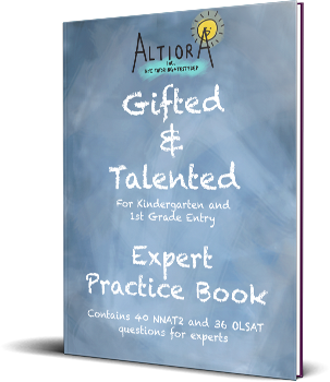 Gifted & Talented Expert Practice Book
