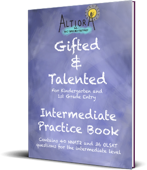 Gifted & Talented Intermediate Practice Book