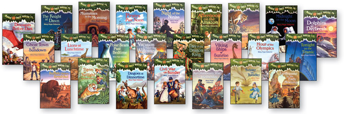 The Magic Tree House Is A Deservingly Popular Introduction To Chapter Books For Young Readers It Follows Adventures Of Siblings Jack And Annie